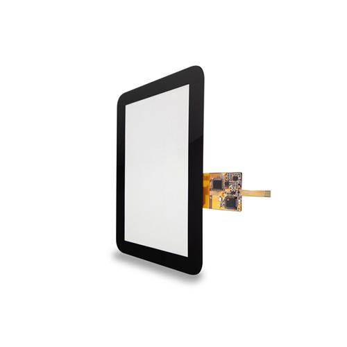 投射式電容觸控面板